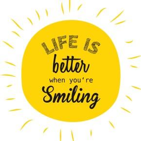 Heute schon gelächelt?