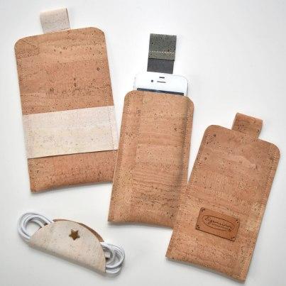 iPhonehüllen aus Kork