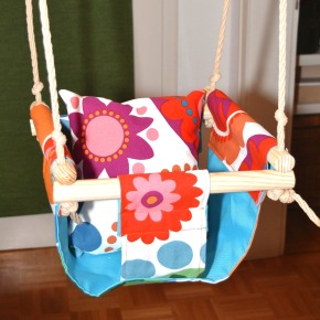 "Sommer DIY ""Sweet Baby Swing"""